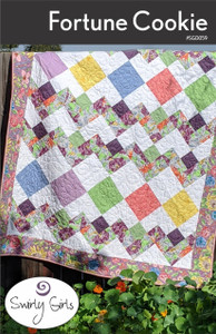 SGD059 Fortune Cookie Quilt Pattern