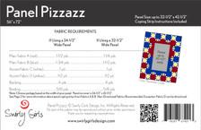 SGD060 Panel Pizzazz