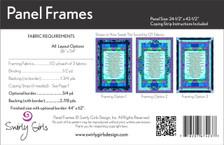 SGD062pdf Panel Frames Quilt Pattern