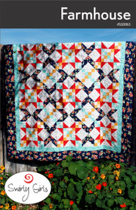 SGD063 Farmhouse Quilt Pattern