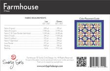 SGD063 Farmhouse Quilt Pattern