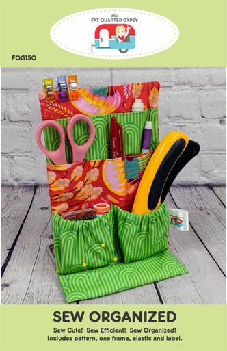 FQG150 Sew Organized - Pattern & Frame