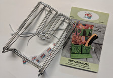 Sew organized Bulk Pack - 6 frames and a free pattern.  Not packaged for retail.