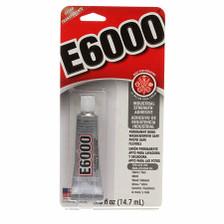 E6000 Industrial Adhesive - 0.5 fl oz