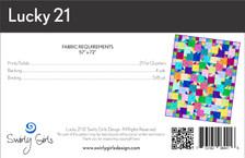 Lucky 21 Pattern