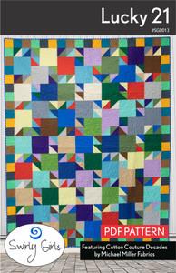 Lucky 21 Quilt Pattern