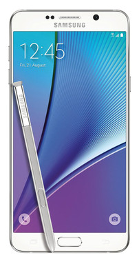 Samsung Galaxy Note 5 64GB White Pearl- ATT GSM Unlocked- Refurbished