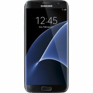 Samsung Galaxy S7 Edge 32GB Black Onyx ATT GSM Unlocked- Refurbished