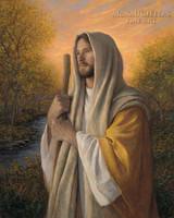 Loving Savior 18x22 LE Signed & Numbered - Litho Print