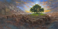 Tree of Life 13x26 LE Signed & Numbered - Litho Print