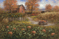 Autumn Harvest 16 x 20 LE Signed & Numbered - Giclee Canvas