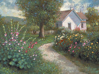 Summertime 20x30 LE Signed & Numbered - Giclee Canvas