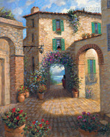 Italian Beauty 24x30 LE Signed & Numbered - Giclee Canvas