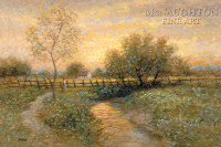 Eventide 24x36 LE Signed & Numbered - Giclee Canvas