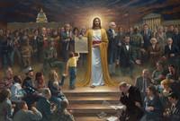 One Nation Under God 52 x 72