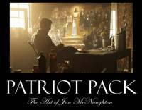 PATRIOT PACK / ten 6 X 9 prints
