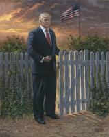 Make America Safe - 11X14 Litho