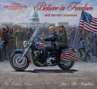McNaughton 2020 Trump Calendar, Available on Amazon