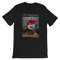 The Masterpiece - Short-Sleeve Unisex T-Shirt