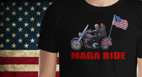 MAGA RIDE McNaughton T-Shirt