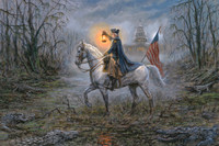 Light of Liberty - 12x18 Signed - Giclee Canvas