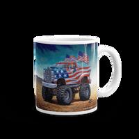 June Collector's Mug - Keep on Trumpin'