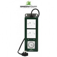 Greenpower 2 Way Hobby Light Contactor Relay With Built In Grasslin Timer