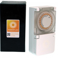 Heavy Duty Plug In Timer (upto 1 X 600w Light)