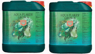 House & Garden Aqua Flakes Grow A+b (2 X 5l)