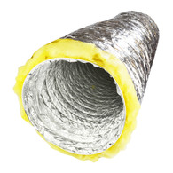 Acoustic Ducting 150mm X 5m