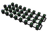 Alien Hydroponics 32 Pot  RDWC Pro 55 litre 75cm centres