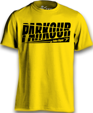 Parkour Reaction Tee - Youth (2 Colors)