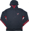 Camo Performance Hoodie in our Black/Red version.