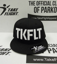 TKFLT Snapback - Black