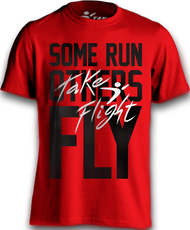 Traceurs Fly Tee