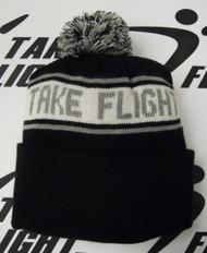 Take Flight Winter Pom-Pom Hat