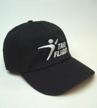 Take Flight Dad Hat - Black
