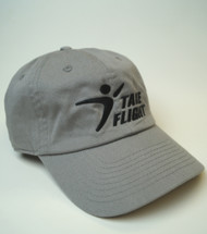 Take Flight Dad Hat - Cool Gray