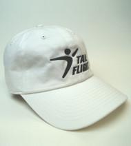 Take Flight Dad Hat - White