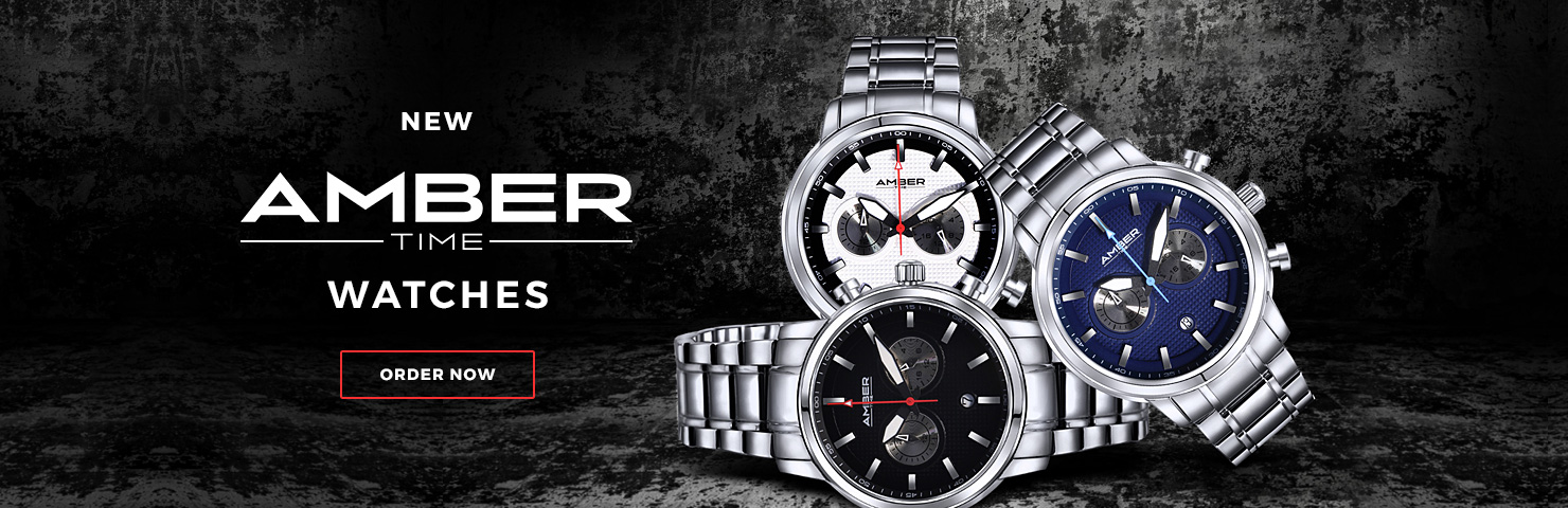 Amber Time Watches - ATL OUTLET