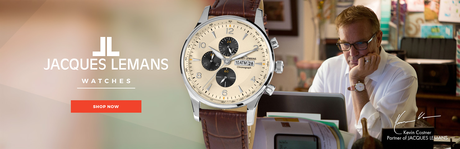 Jacques Lemans Watches - ATL OUTLET