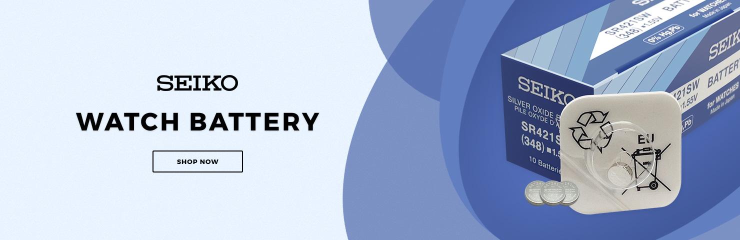 Seiko Watch Batteries - ATL OUTLET