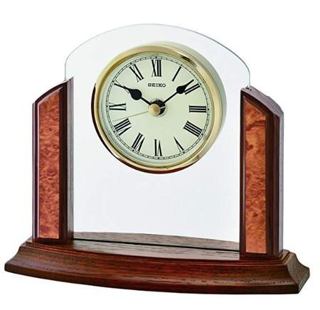 Seiko Wooden Mantel Clock QXG148Z   ATL OUTLET