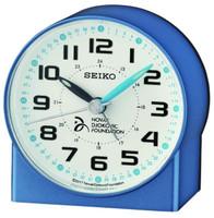 Seiko Bedside Beep Sound Alarm Clock QHE907L - Novak Djokovic Foundation