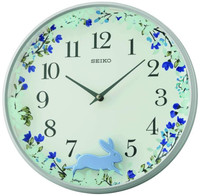 Seiko Pendulum Wall Clock QXC238N