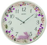 Seiko Pendulum Wall Clock QXC238W