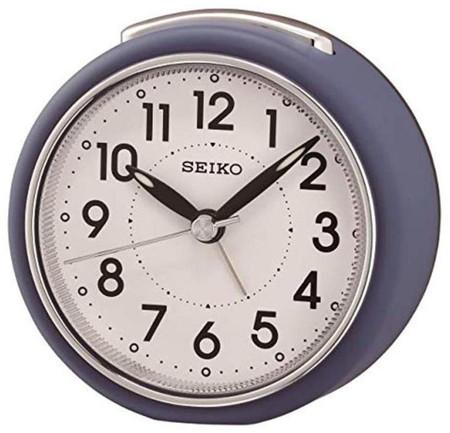 Seiko | Bedside Alarm Clock | QHE125L | ATL Outlet