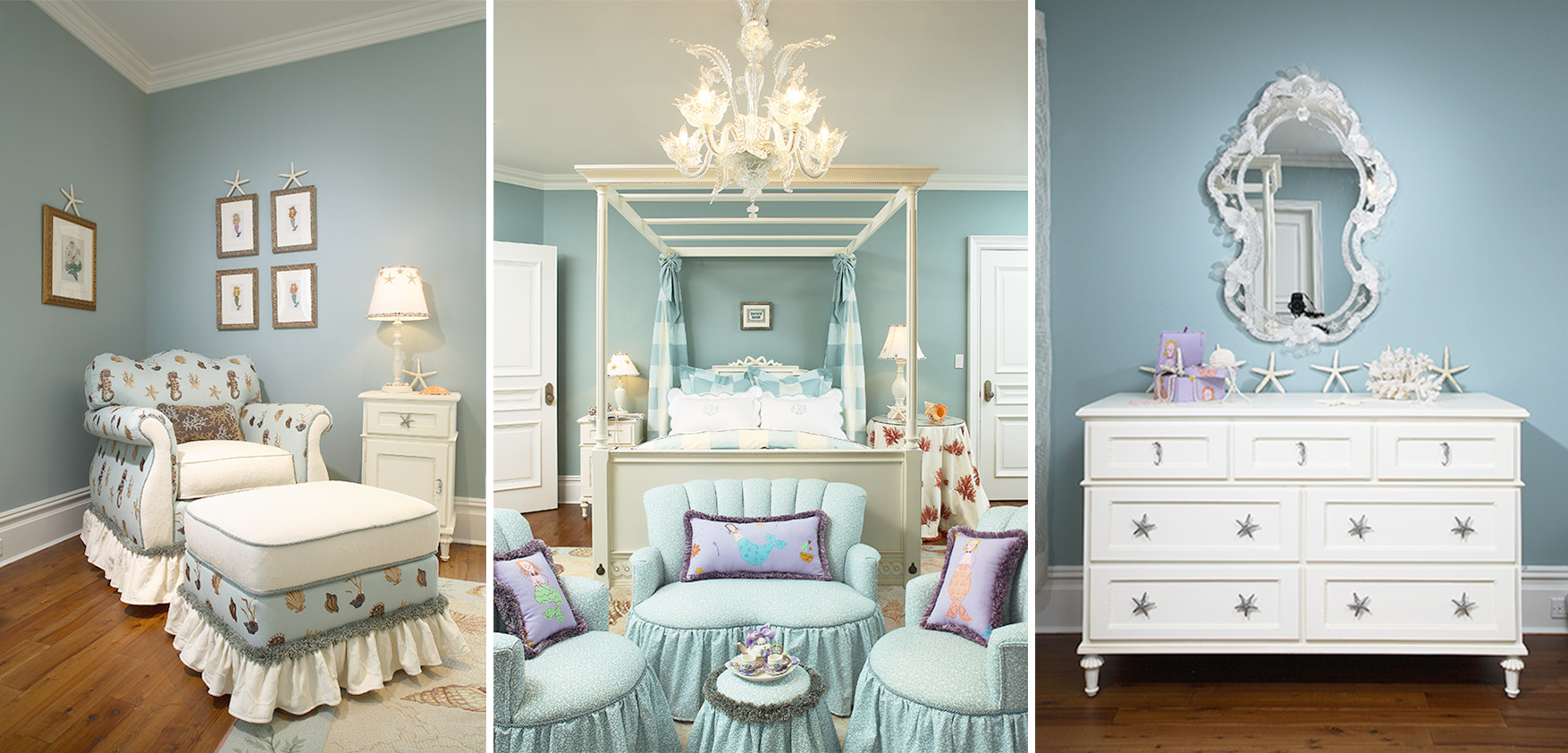 Girls Designer Bedrooms Ariel S Room Interior Design Zoyab