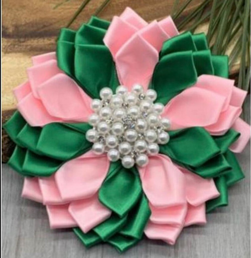 MAGNETIC CORSAGE FOR FOUNDER DAY OR CHAPTER ATTIRE