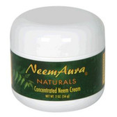 Concentrated Neem Cream Aloe Vera 2 oz (56 g), Neem Aura, Psoriasis, UK Supplements
